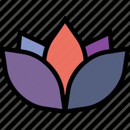 game, lotus, play, sport, yoga icon