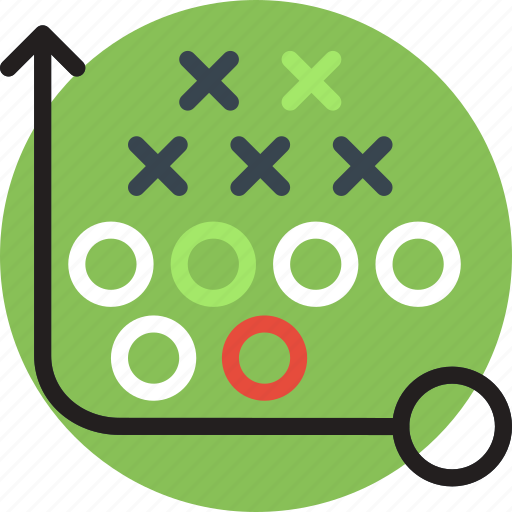 game, play, sport, tactics icon