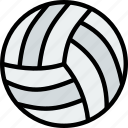 game, play, sport, volleyball icon