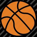 basketball, game, play, sport