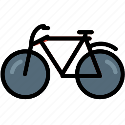 bicycle, game, play, sport icon