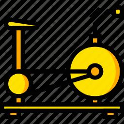 bike, cardio, game, play, sport icon
