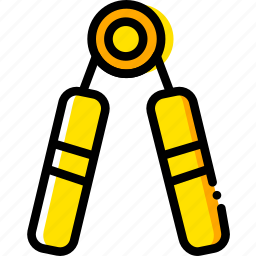 game, play, sport, strength, training icon