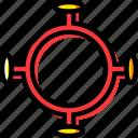 sign, symbolism, symbols, wax icon