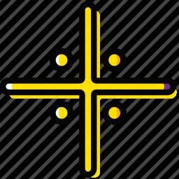 distilled, sign, symbolism, symbols, vinegar icon