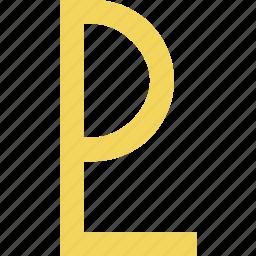 pluto, sign, symbolism, symbols icon