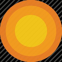 sign, sun, symbolism, symbols icon