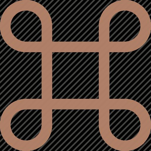 reconciliation, sign, symbolism, symbols icon