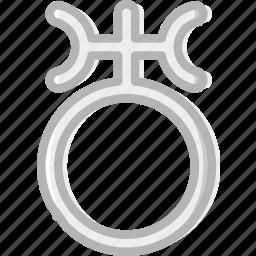 antimony, sign, symbolism, symbols icon