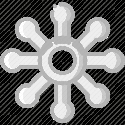 gods, shield, sign, symbolism, symbols icon
