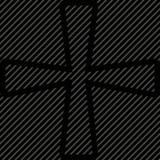 sign, soot, symbolism icon