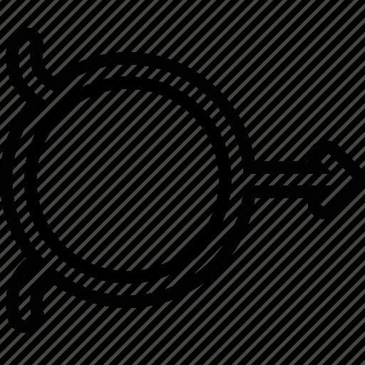 sign, spirit, symbolism icon