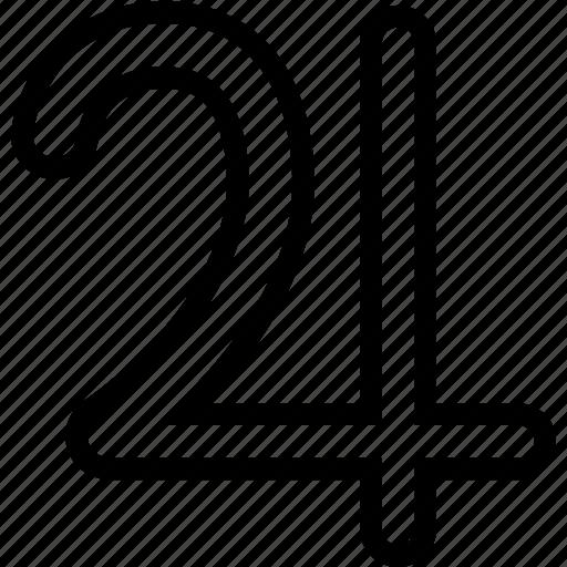 jupiter, sign, symbolism icon