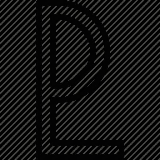 pluto, sign, symbolism icon