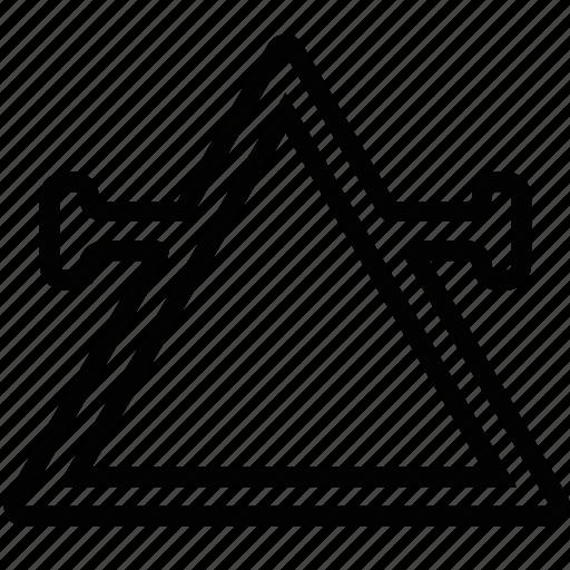 air, sign, symbolism icon