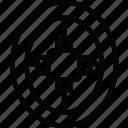 ingenuity, sign, symbolism icon