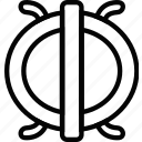 perseverance, sign, symbolism icon