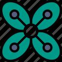 abundance, sign, symbolism, symbols icon