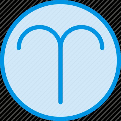 aries, sign, symbolism, symbols icon