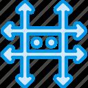 sign, symbolism, symbols, zinc icon