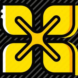 affluence, sign, symbolism, symbols icon