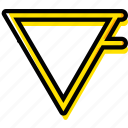 aqua, fortis, sign, symbolism, symbols icon