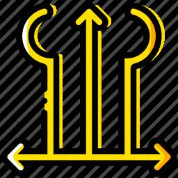 sign, symbolism, symbols, tartar icon