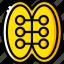 friendship, sign, symbolism, symbols icon