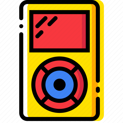 device, gadget, ipod, technology icon