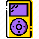 device, gadget, technology, ipod icon