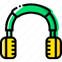 device, gadget, headphones, technology