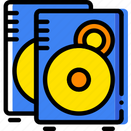 device, gadget, speakers, technology icon