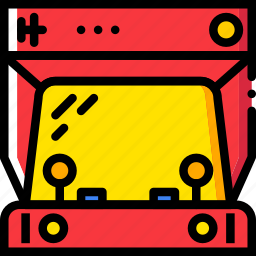 arcade, console, device, gadget, technology icon
