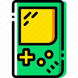 device, gadget, gameboy, technology icon