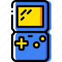 advance, device, gadget, gameboy, technology icon