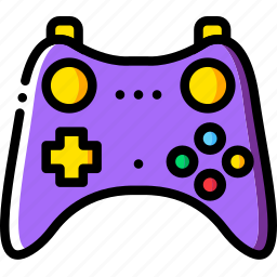 controller, device, gadget, technology, u, wii icon