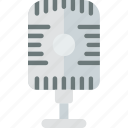 device, gadget, microphone, studio, technology icon