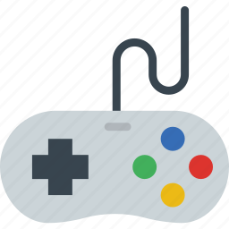controller, device, gadget, snes, technology icon