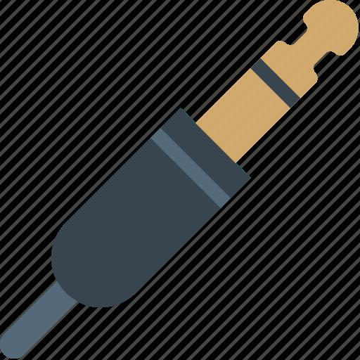 device, gadget, headphone, jack, technology icon