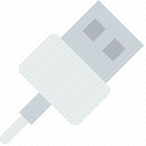 device, gadget, technology, usb icon