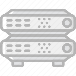 device, gadget, routers, technology icon
