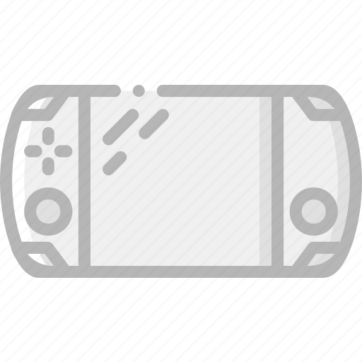 Device, playstation, gadget, technology, vita icon