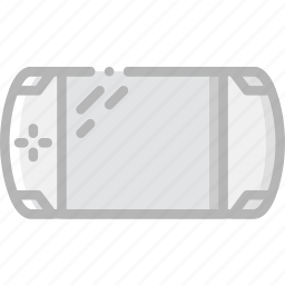 device, gadget, psp, technology icon