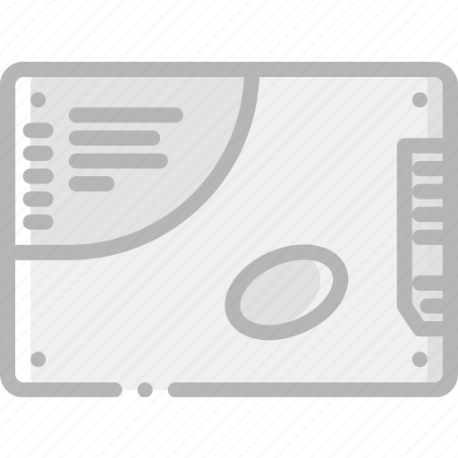 device, gadget, ssd, technology icon
