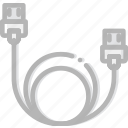 cable, device, gadget, technology, usb