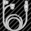 device, gadget, earbuds, technology, headphones