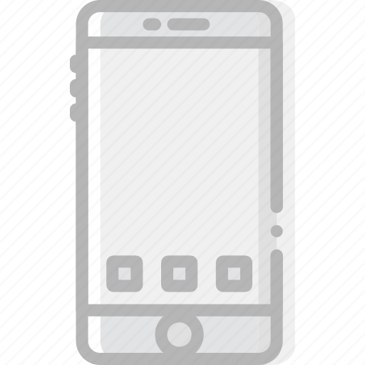 device, gadget, iphone, plus, technology icon