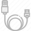 cable, gadget, iphone, device, technology, charging