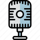 device, gadget, microphone, studio, technology icon