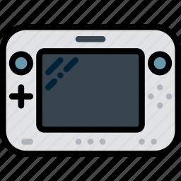 device, gadget, technology, u, wii icon